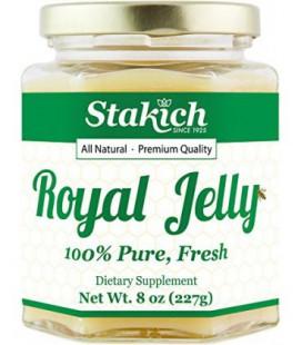 Stakich GELLE ROYALE - 100% Pure, naturelle (227g)