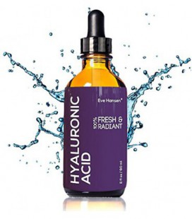 Acide Hyaluronique - 100% Vegan Sérum Hydratant professionnel (2 ounce)