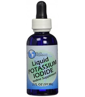 World Organic, Liquid Potassium Iodide, 2 fl oz (59 ml) by World Organics
