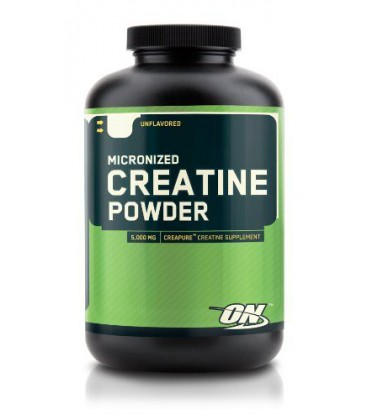 Optimum Nutrition Creatine Poudre, 600g