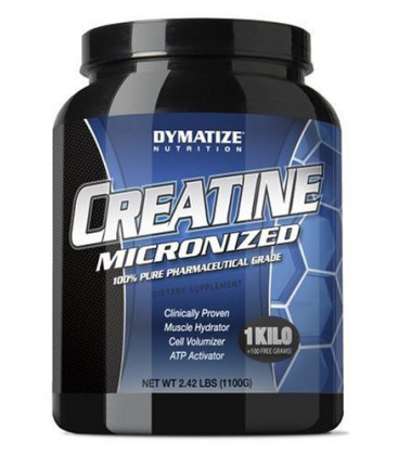 Dymatize Nutrition Micronized Creatine, 2.2 Pound