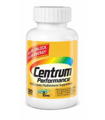 Centrum Performance, 120-Count Bottle