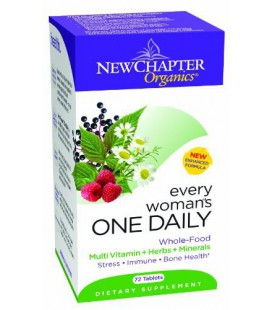 New Chapter Every Woman's One Daily, 72 Count