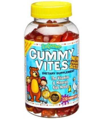 Gummy Vites 220 bears