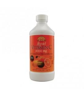 Liquide dynamique santé vitamine C naturel Citrus 1000 mg (8 fl oz)