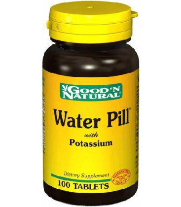 Good N Natural Water Pill With Potassium