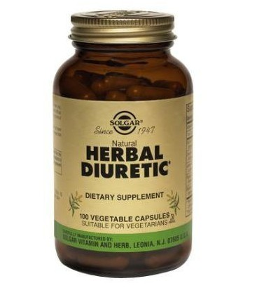 Herbal Diuretic - 100 - Veg/Cap