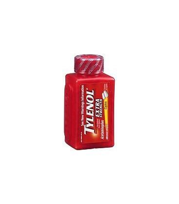 Tylenol Extra Strength Acetaminophen 500 Mg (325 Caplets)