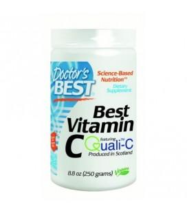 Doctor's Best La vitamine C avec Quali-C en poudre 88 Oz