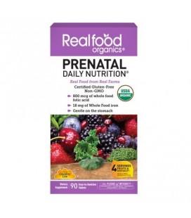 Country Life Les vitamines prénatales Daily Nutrition Comprimés 90 Ct