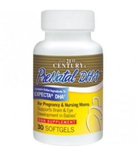 21st Century PreNatal DHA gélules 30 e bis (Paquet de 3)