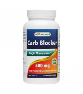 Best Naturals Carb Blocker 180 Ct