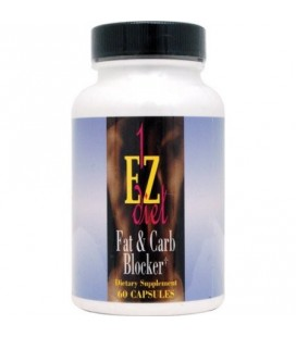 Maximum 1-ez Fat International et Carb Blocker - 60 Capsules