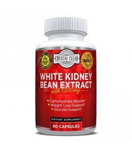 Haricot blanc pur extrait pilules Bloqueur de Glucides pour la perte de poids d'amidon Bloc régime