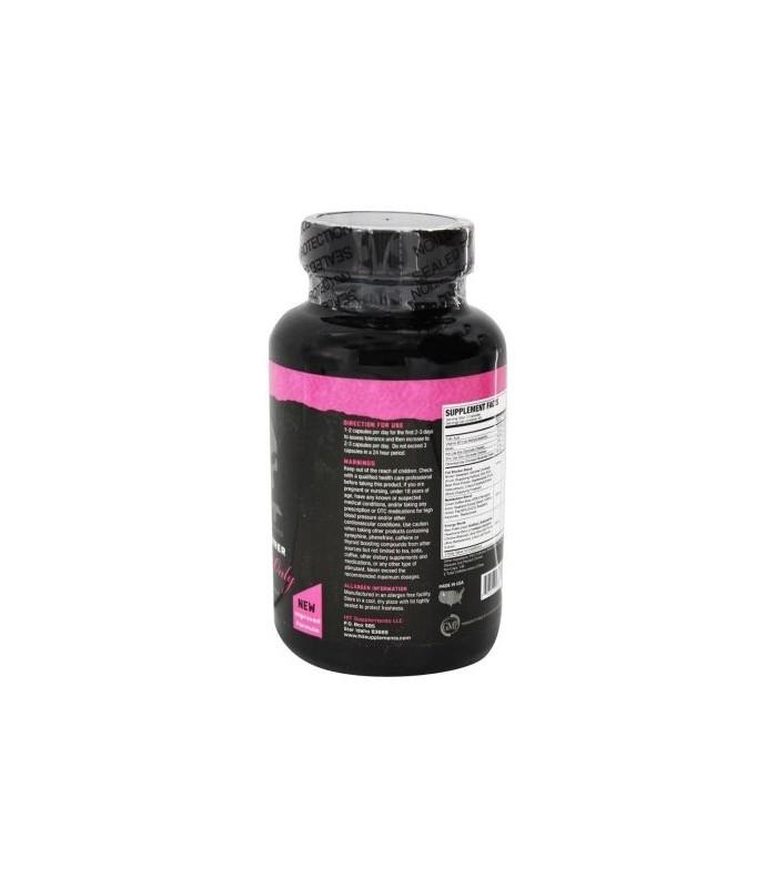 HiT Supplements - Diva Fat Burner pour les femmes