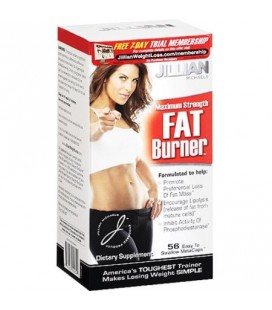 Jillian Michaels Fat Burner 56 ct