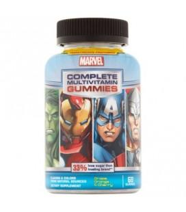 Marvel Avengers Assemble multivitamines gélifiés 60 ct