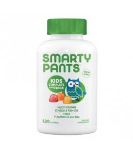 Smarty Pants Les enfants Fibre Les gélifiés complets multivitamines 120 CT