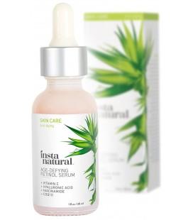 InstaNatural Retinol - Sérum anti-rides, anti vieillissement pour votre visage