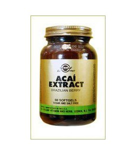 Acai Extract - 60 - Softgel