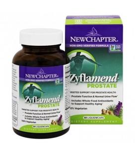 New Chapter - Zyflamend de la prostate - 60 Vegetarian Capsules