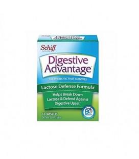 Digestive Advantage Défense Lactose Formule probiotique capsules, 32 omprimés (Pack de 3)