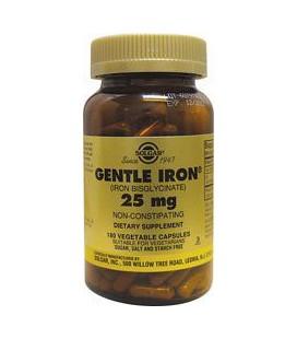 Gentle Iron - 180 - Veg/Cap