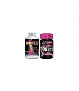 PACK VENTRE PLAT CARNITINE ET TURBO SLIM