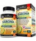 Garcinia Extrait Pur 1600mg avec 960mg HCA. Perte de poids rapide et du métabolisme des graisses. Meilleur Appétit, Extreme