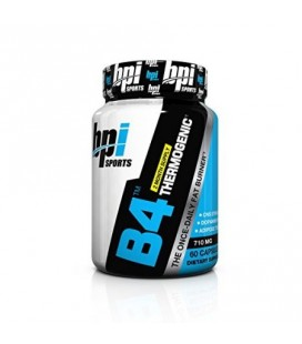 BPI Sports B4 Fat Burner 60 Count