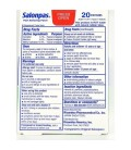 Salonpas douleur Patches Relief - 20 patches Salonpas - 20 Patches par Beauty Headquarters des Etats-Unis