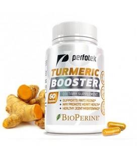 Curcuma curcumine avec Bioperine anti-inflammatoires par Perfotek Antioxydant et anti-vieillissement supplément avec 10 mg de p