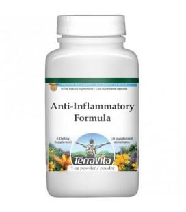 Anti-inflammatoire Formule Poudre - racine de guimauve et fleur de camomille (1 oz ZIN- 511626)