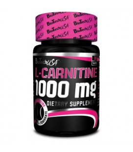 L-Carnitine 1000 mg 60 caps