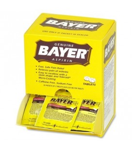 Bayer Aspirine 50 Sachets à dose unique