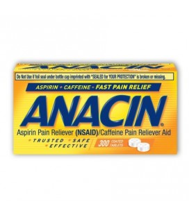 Anacin Anti-douleur - 300 Caps
