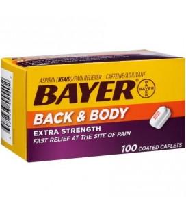 Bayer Aspirine 500mg - 100 Caps