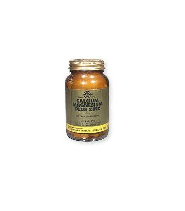 Calcium/Magnesium/Zinc - 100 - Tablet