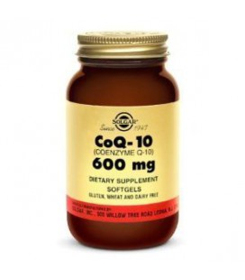 Coq10 600mg - 30 - Softgel