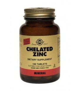 Chelated Zinc - 250 - Tablet