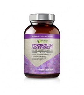 Vitamin Bounty - forskoline 500mg - 60ct