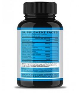 Extra Strength pilules de perte de poids et Appétit - CLA, extrait de thé vert, vinaigre de cidre, le calcium de corail,