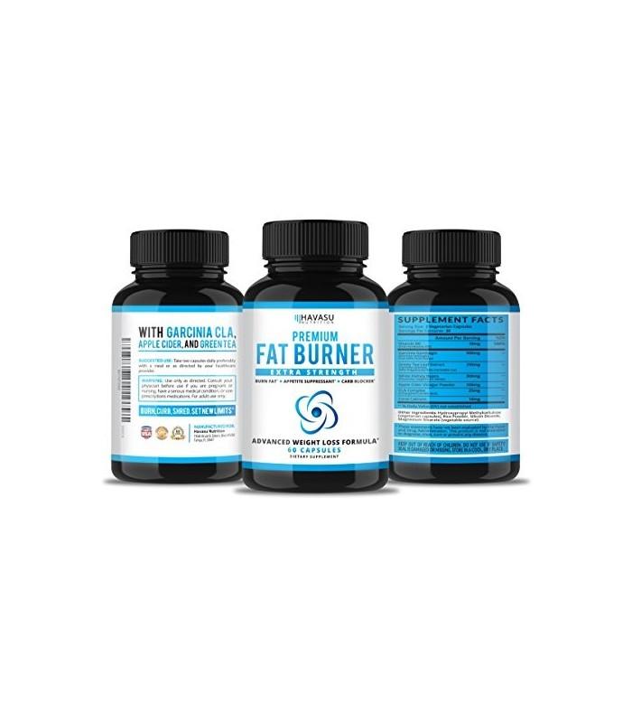 Extra Strength pilules de perte de poids et de l'appétit