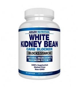 Extrait blanc haricot - 100% pur Bloqueur de Glucides et Absorbeur graisse pour la perte de poids - Intercepter Glucides - Arazo