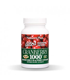 Ultra Cranberry 1000 mg 90 comprimés