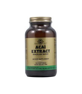 Acai Extract - 120 - Softgel