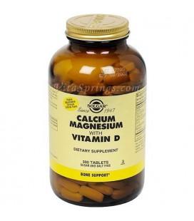 Calcium Magnesium w/ Vitamin D 300 Tabs 3-Pack