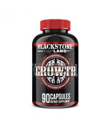 Blackstone Labs Growth 90 Capsules construire du muscle brûler la graisse