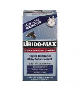 Libido-Max ® pour les hommes 75 comprimés