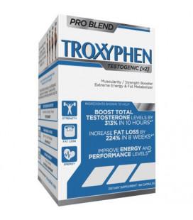 Truderma Troxyphen testostérone Booster Fat Burner 60 capsules
